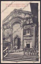 CROAZIA SPALATO 13 SPLIT Hrvatska Cartolina VIAGGIATA 1911