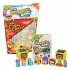New The Grossery Gang Corny Chips 10 Figure Pack & 2 Milk Crates Official