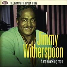 Jimmy Witherspoon - Hard Working Man (NEW 4 x CD)