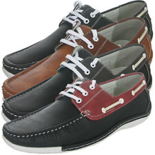 Zoyla Italia Men's Boat Shoe, Brand NEW