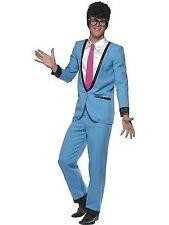 Mens 1950s Teddy Boy Fancy Dress Costume 50s Rock N Roll Suit Smiffys 39963 L - Large