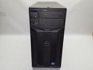 Dell PowerEdge T410 Xeon E5620 @ 2.340GHz, 8GB RAM. NO HDD+
