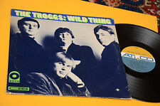 TROGGS LP WILD THING 1°ST ORIG USA 1966 MONO EX ! TOP COLLECTORS