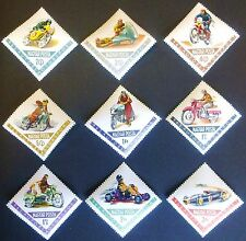 HUNGARY-WĘGRY-MAGYAR STAMPS MNH - Sport - Motorcycling, 1962, **