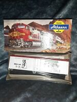 ATHEARN BEV-BEL CHRISTMAS TRAIN 1998 HOLIDAY GREETINGS 50' REEFER HO Vintage Nos