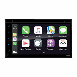 Planet Audio P9900CPA Bluetooth 6.75 Inch Touchscreen Car Multimedia Player