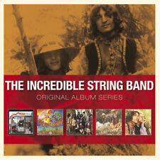 INCREDIBLE STRING BAND ORIGINAL SERIES CD NEW BOX SET