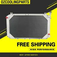 3ROW Radiator For Nissan GQ PATROL Y60 4.2L Petrol TB42S&TB42E 1988-1997 1989 MT