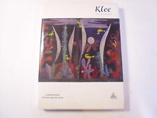 Klee, Text by Will Grohmann, Abrams publisher, 48 Full Color Reproductions, 1967