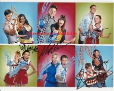 GLEE Matthew Morrison / Mark Sailing +3 SIGNED Autograph 8x10 Color Photo