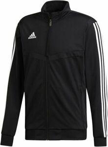 Adidas Full Zip Tiro 19 Pes Mens Jacket, Football Training, Sports, Track Top, M