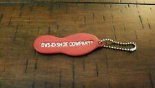 Vintage DVS Shoe Company Rubber Key Chain