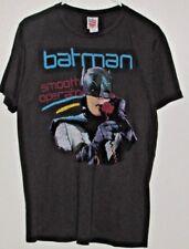 Junk Food Batman Smooth Operator Black T-Shirt Size Medium Mens NEW!