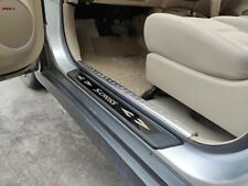 For Car Parts Accessories Suzuki Sx4 S Cross Door Sill Protector Plate 2014 2019