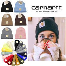 Carhartt Men's & Women's Acrylic Watch Hat Beanie Warm Winter Knit Cap Authentic
