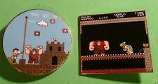 "Wreck it Ralph Mario Mash up Fantasy Pins Le33 Vhtf 3"" jumbo Disney Fp"