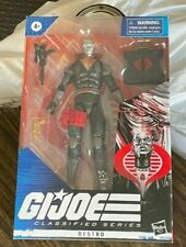 G.I. Joe Classified Destro figure
