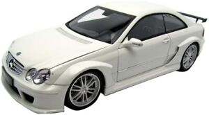 1/18 KYOSHO NEW MERCEDES-BENZ CLK DTM AMG COUPE WHITE 8461W
