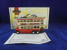 Matchbox Collectibles YET03 1931 Diddler Trolleybus United London