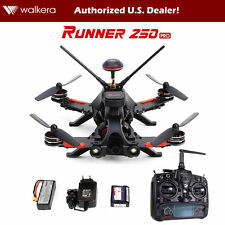 Walkera Runner 250 Pro RTF Quadcopter Racing Drone with Camera, DEVO 7, GPS, OSD