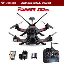 Walkera Runner 250 Pro RTF Quadcopter Racing Drone with Camera, DEVO 7, GPS, OSD