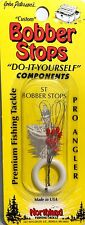 "Northland ""Custom"" Bobber Stops Pro Angler Premium Fishing Tackle #ST-S"
