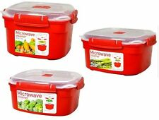 Sistema Plastic Lunch Boxes