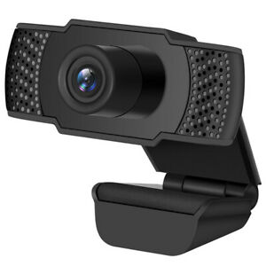 HD Webcam 1080P Kamera USB 2.0 Mit Mikrofon für PC Laptop Computer Yx