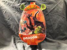 Hasbro Shrek 2 Dragon MOC Action Figure Launchin' Fireball Flappin' Wings