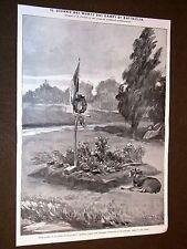 Guerra in Europa Anno 1914 Caduti Battaglia d'Esternay + Beseler Schroeder Emden