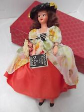 Peggy Nisbet doll British Traditional Costumes Strawberry Girl Cries Of London