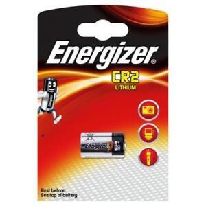 1 x Energizer Lithium Photo CR2 DLCR2 ELCR5 CR17355 1x1er Blister, MHD 12/2026