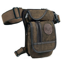 Robuste Outdoor Hüfttasche / Beintasche / Gürteltasche  - Tactical Military Look