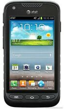 <UNLOCKED> AT&T Samsung Galaxy Rugby Pro I547 Smartphone 4G 8GB Super AMOLED LCD