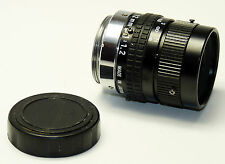 PENTAX Objektiv COSMICAR TV LENS 1,2/12 - 1:1,2 12mm mit C-MOUNT Gewinde