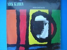 LP NICK KAMEN MOVE UNTIL WE FLY SIGILLATO SEALED 1990