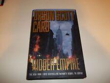Hidden Empire by Orson Scott Card HC new