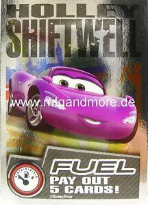 Cars 2 TCG - Holley Shiftwell - Foil