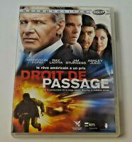 DVD Droit de Passage Harrison Ford FILM  ACTION POLICIER THRILLER GUERRE
