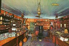 Ye Olde Apothecary Shop, New York, Rocking Chair, Ceiling Fan etc. --- Postcard
