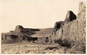 H56/ Grand Coulee Washington RPPC Postcard Top-O-Th-Hill Blewett Pass 40s
