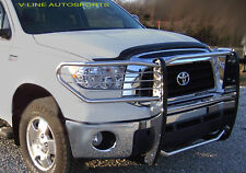 2007-2013 Toyota TUNDRA - STAINLESS STEEL - GRILL GUARD / BRUSH GUARD / GRILLE