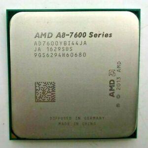 AMD A8-Series A8-7600K AD7600YBI44JA - Quad Core - 3,10GHz - Sockel FM2+ #708