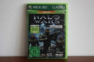 HALO WARS - XBOX360 Game PAL - German Version