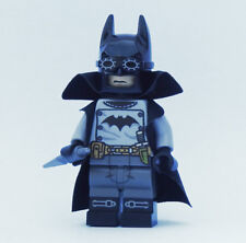 Custom - Gaslight Batman - DC Super heroes mini figure comic lego bricks
