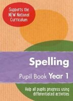 Year 1 Spelling Pupil Book. English KS1 by Keen Kite Books (Paperback book, 2016