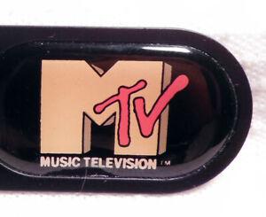 VINTAGE ~ MTV MUSIC TELEVISION KEYRING  >>>>>> MAKE AN OFFER <<<<<<<
