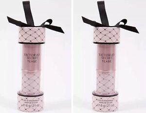 Victoria's Secret TEASE Solid Fragrance  ~ .21 oz. ( Lot of 2 )