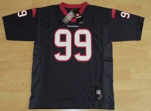 Houston Texans J.J. Watt #99 Football Jersey Size Youth Large