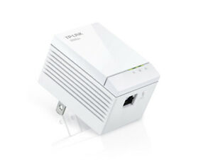 TP-LINK TL-PA6010 AV600 Powerline ethernet Adapter Up to 600Mbps (1x) addon